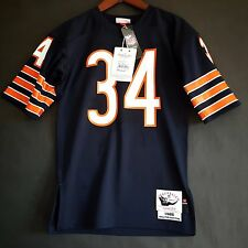 100% Authentic Walter Payton Mitchell & Ness Bears NFL Jersey Size 40 M Mens