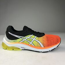 New Asics Gel-Pulse 11 Orange Black Running Shoes Men Size 9 & 11.5 1011A550-800