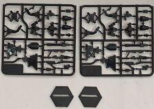 Heavy Gear Blitz CEF F2-21 Frame Plastic (2 Models)