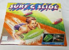 Rare 1992 Surf and Slide slip slide new in box marchon water games