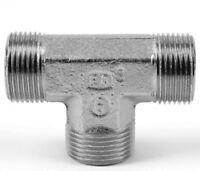 b5-00553 - parker® EO Union Tee 24° défault moins - DESCRIPTION X