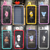 BTS BT21 Official Authentic Goods Silicone baekom Case iPhone 7/8 7+/8+ X