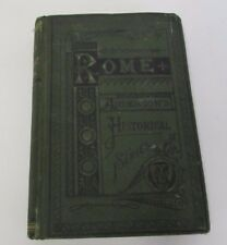 A History of Rome Anderson's Historical Series: Leighton Hardcover 1878