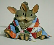 Charming Tails You're My Snuggle Bunny Fitz and Floyd 87/120 Dean Griff