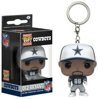 Funko - POP Keychain: NFL - Dez Bryant Vinyl Action Figure New In Box