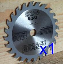 85mm x 10mm Bore Wood Cut Circular Saw Blade for Parkside Plunge Saw (by Lidl)