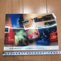 Marlboro Poster Collection Not For Sale Tobacco Art Print Used Japan