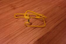 X-Tasy, light water bottle cage MTB trekking road bicycle 38 g yellow