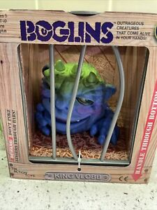 """Boglins King Vlobb - TriAction Toys 8"""" IN HAND USA STOCK🔥"""