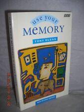 Use Your Memory,Tony Buzan- 9780563208143