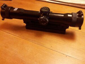 Hensoldt Zeiss Scope ZF 4x24 Fero-Z 24 BDC .308/.223 ARMS Illumination pack