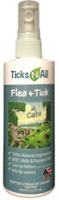 Ticks-N-All All Natural Flea & Tick Repellent Spray 4 Cats and Kittens (8 oz)