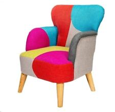 Image Furnishings, Lilly Child's Chair Multicolured W:5cm D:48cm H:66cm
