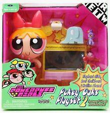 Trendmasters Cartoon Network The Powerpuff Girls Pokey Oaks Playset 2 No. 81899