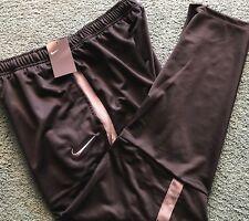 NWT Men Nike XL Black/Gray Dri-Fit Single Layer Athletic Pants XL