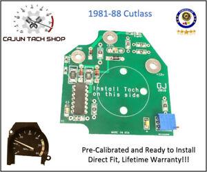 1978-88 Cutlass/Oldsmobile/442 Tachometer Circuit Board, Ready to Install !