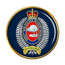 Royal New Zealand Infantry Regiment, New Zealand Army Pin Badge