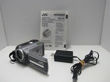 JVC Everio GZ-MG130U 30GB HDD Hybrid Camcorder 34x Optical Zoom