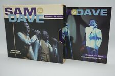 "Sam & Dave - Sweat ""N"" Soul : Anthology (1965-1971)  2xCD Box Set  RARE"