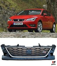 FOR SEAT LEON FR 2012 - 2017 NEW FRONT BUMPER UPPER CENTER GRILL NO BADGE