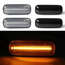 For Honda Civic LX DX EX Si CR-V LED Side Marker Light Indicator Turn Signal 2x