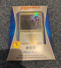 Magic the Gathering MTG Mind Seize Commander 2013 Sealed NIB