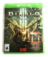 Diablo III: Eternal Collection Xbox One, 2017 Tracking SEALED NEW