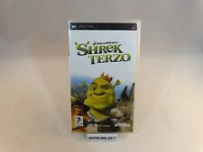 SHREK TERZO 3 SONY PSP PLAYSTATION PORTABLE PAL ITA ITALIANO ORIGINALE COMPLETO
