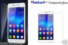 Vimkart Tempered Glass Screen Protector screen Guard for iVooMi iV Smart 4G