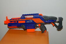 NERF N-Strike Elite Rapidstrike CS-18 Motorized Rapid Fire Blaster w/ Stock, Cut