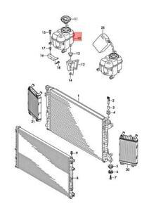 Genuine AUDI Q7 4MB 4MG Reservoir 4M0121403D