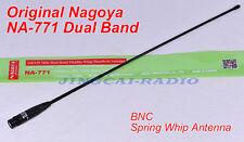 Newest Version! Wholesale 10 x Original Nagoya NA-771 Dual-Band Antenna BNC ICOM