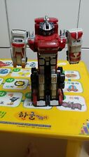 power rangers operation overdrive drivemax megazord and flash point zord korean