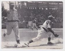 New listing original vtg 1947 Bus Clarkson Mexican League photo Negro League Buzz