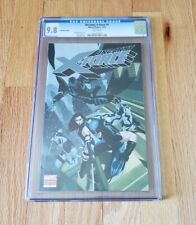 Uncanny X-Force #1 CGC 9.8 Premiere Edition Variant Fan Copy Cover 2010