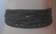 Nike Expandable Waistpack Heather Grey/Black/Reflective Silver New