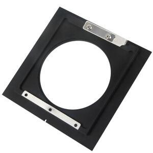 "5x7"" To 4x5"" Lens Board Adapter For Linhof Master Technika IV V 2000 3000"