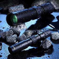 UK QANLIIY 10-90x25 Scalable Zoom HD Night Vision Monocular Telescope + Tripod