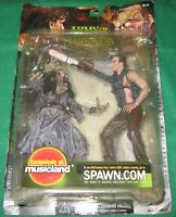 RARE McFarlane - Evil Dead - Army of Darkness - Ash & Pit Witch - PLEASE READ