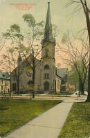 ROME NY –Methodist Episcopal Church (Corner of George and Embargo Streets) -1915