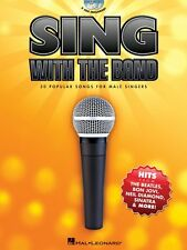Sing with the Band 30 Popular Songs for Male Singers Book 2-CDs Pack S 000001492
