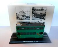 Atlas 1/87 scale Die Cast Tram - 6th Generation (HKT) - 1986  # 4648104b