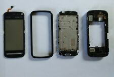 100% Genuine Nokia 5800 fascia housing+screen black