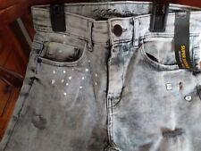 Boys Next Grey Skinny Jeans Age 12. Light Grey. NEW