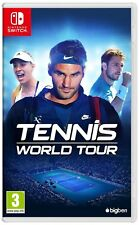 Tennis World Tour Switch Game | BRAND NEW & SEALED