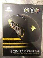 Corsair Scimitar PRO CH-9304011-NA RGB Optical Gaming Mouse