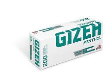 Gizeh Menthol 200 Hülsen,Zigarettenhülsen