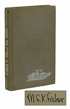 SIGNED How to Cook a Wolf ~ M.F.K. FISHER First Edition Second Printing 1942 MFK