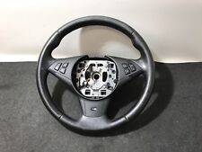 BMW 5 6 SERIES E63 E64 E60 E61 LCI M-SPORT STEERING WHEEL MULTIFUNCTION