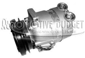 A/C AC Compressor Daewoo Lanos 1998-2002 - NEW